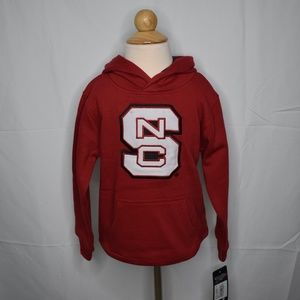 Gen2 Youth NC Wolfpack Embroidered Pullover Hoodie